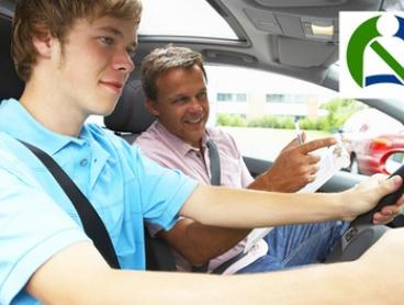One ($45) or Three 60-Minute Driving Lessons ($115) with Driver Intuition (Up to $210 Value)