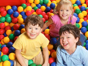 Indoor Play Centre Entry or Party Package