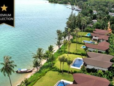 Thailand, Phuket: 3 or 5 Nights for Two or Four with Brekky, Transfers and Rang Yai Trip at The Village Coconut Island