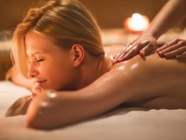 Aromatherapy Massage ($59) with Foot Spa or Ear Candling ($69) at Kasalong Nuad Thai Massage & Day Spa (Up to $139)