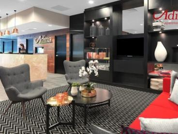 Sydney, NSW: One-night for Two People with Parking at Adina Apartment Hotel Sydney Airport