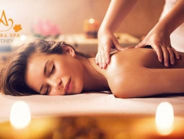 Spa Experience: 90 Mins for 1 ($139) or 2 People ($278), or 150 Mins for 1 ($175) or 2 People ($349) at Amora Spa Sydney