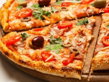 $24 for 2 Large Traditional Pizzas and Garlic Bread with 1.25L Soft Drink from Avo Pizza - Armadale (Up to $43.30 Value)