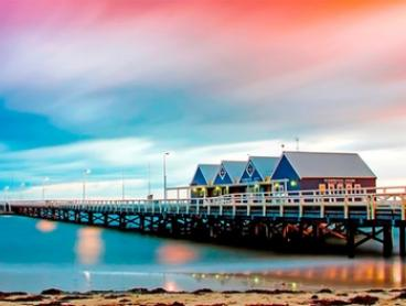 Margaret River, WA: 3- or 4-Night Escape for Four People with Late Check-Out and Bicycle Hire at Amalfi Resort Busselton