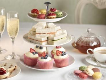 Sparkling High Tea for One ($38), Two ($76), Four ($152) or Six People ($228) at Baygarden Restaurant (Up to $372 Value)