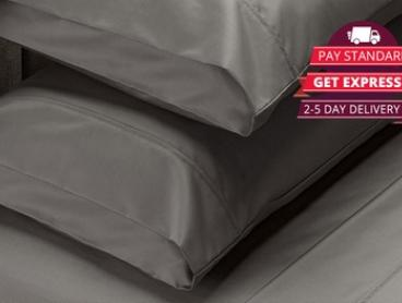 1000TC Cotton Blend Sheet Set: Queen ($39) or King ($49) (Don't Pay up to $229.95)