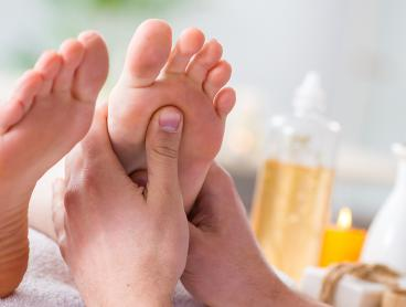 Two-Hour Pamper Package: Foot Spa, Facial and More