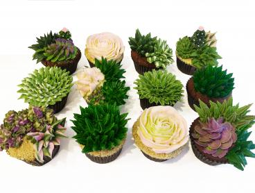 Two-Hour Cupcake Decorating Class