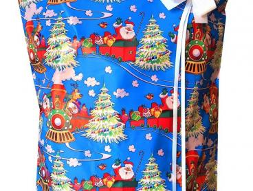 XMAS 10 Pack (L & M) Tear Resistant Gift Wrap - Free Post
