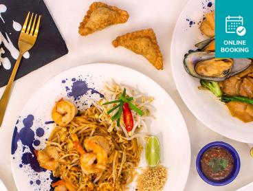 Up to 60% Off a Thai Dining Experience with Drinks in the Heart of Surry Hills