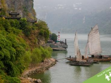 ✈ China: $999 Per Person for a Six-Day Yangtze and Chengdu Tour with Flights, Cruise and Meals