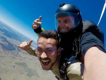 Tick Tandem Skydiving Off Your Bucket List and Save 40%!