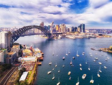 Up to 30% Off an Australia Day Cruise on Sydney Harbour with Cocktail on Arrival