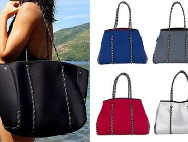 Neoprene Shoulder Bag with Inner Pouch: One ($29.95) or Two ($49.95)