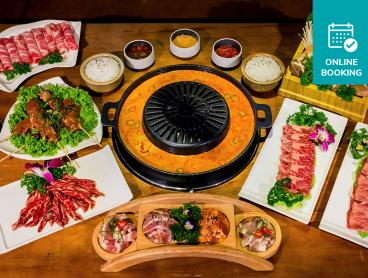 Save 50% on Incredible Sizzling Malaysian BBQ and Hot Pot Banquets in Darling Harbour