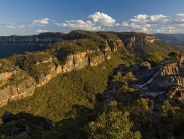 $69 for Blue Mountains Sunset Tour with Lunch with Autopia Tours (Up to $140 Value)