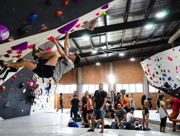 Take on Lane Cove West's Brand New Climbing Gym and Save 52% on an All-Day Pass!