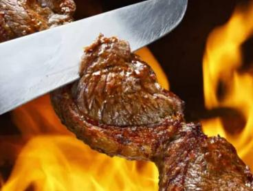Experience an Authentic All-You-Can-Eat Brazilian Churrasco BBQ Feast from $26
