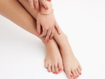 Manicure ($24), Pedicure ($29) or Full Set of Acrylics ($45) + Infills ($65), Queen Bee Beauty Studio (Up to $190 Value)