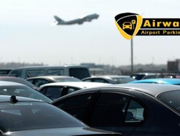 Airport Parking + Shuttle Service: 1-4 ($35) 5-6 ($45), 7-8 ($55), 9-10 ($65) 11-14 Days ($85) at Airway Airport Parking