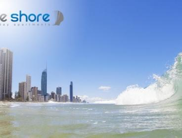 Surfers Paradise: 3-5-Night Beach Getaway for Two People with Late Check-Out at The Shore Holiday Apartments, Gold Coast