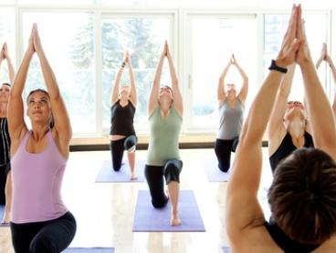 1 Month of Yoga & Hot Pilates for 1 ($19) or 2 Ppl ($35) at Intrinsic Mind Holistic Health & Wellness (Up to $300 Value)