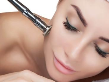 $59 Skin Express Microdermabrasion, LED Light Treatment, Double Cleanse + Active Serum Application (Up to $139 Value)