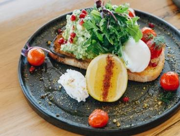 Brunch with Coffee for Two ($22) or Four People ($44) at 85 Espresso (Up to $100 Value)