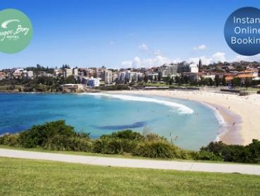 Coogee: 1-3 nights for Two People with Breakfast, Wine and Late Check-Out at Coogee Bay Boutique Hotel, Sydney
