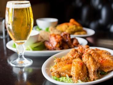 All-You-Can-Eat Buffalo Wings + Drinks for 2 ($29), 4 ($49) or 6 ($75) at 29th Apartment, St Kilda (Up to $198 Value)