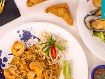 Three-Course Thai Dinner with Drinks in Surry Hills