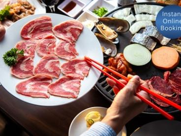 AYCE Korean BBQ Buffet + Drink: 1 ($28.90), 2 ($57) or 4 Ppl ($114) @ Korean BBQ Buffet Gold Coast (Up to $155.60 Value)