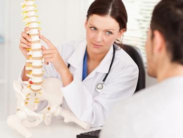 Chiropractor Visit for One ($19) or Two People ($35) at GkCoates, Three Locations