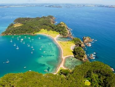Bay of Islands, Paihia: 1 or 2 Nights for Two with Breakfast and Late Check-Out at Paihia Pacific Resort Hotel