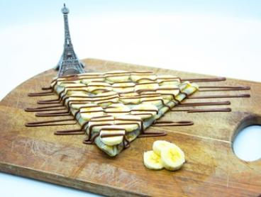 $10 for $15, $15 for $20 or $20 for $30 to Spend on French Crêpes & Cold Drinks @ The Rendez Vous Crepes in The Galeries