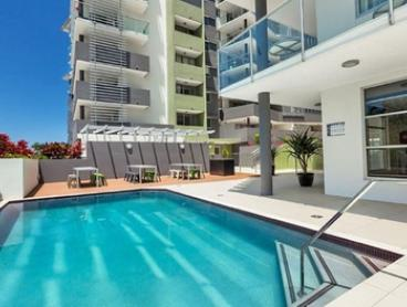 Brisbane: 1- or 2-Night Stay for Two or Four People at Quest Breakfast Creek