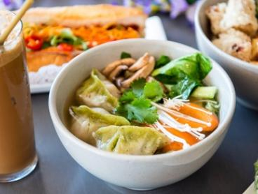 Two-Course Vietnamese Meal and Drinks for Two ($35) or Four People ($65) at Bloom (Up to $122 Value)