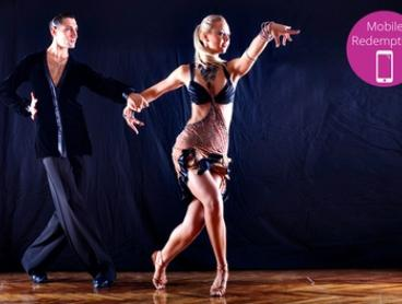 Seven-Week Salsa or Ballroom Dance Course for One ($25) or Two People ($49) at Danza Pasion, Stirling (Up to $300 Value)