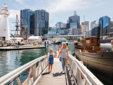 Big Ticket to Australian National Maritime Museum: Child ($12), Adult ($20), Family ($48) (Up to $79 Value)