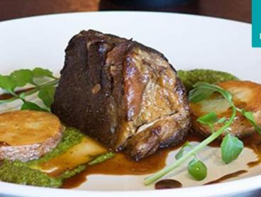 Save $43 on Two-Course Modern Australian Dining for Two in Gymea, or Upgrade to Three Courses