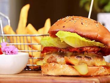 52% Off All-Day Breakfast, Lunch or Dinner with Drinks at a Brand New Coburg Cafe!