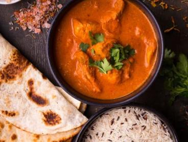 Authentic Indian Dinner Banquet with Sides in Balwyn North