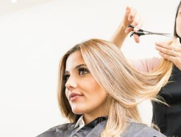 Hair Makeover or Keratin Smoothing Treatment in Milton