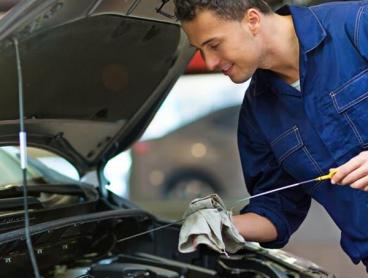 Full Car Service Safety Package with Oil in Wingfield