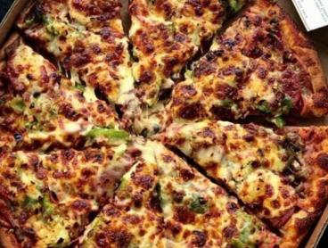 Takeaway Pizza with Drinks or Garlic Bread - 2 Locations