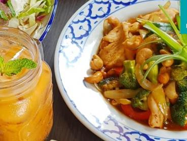 Two-Course Thai Lunch or Dinner with Drinks in Surfers
