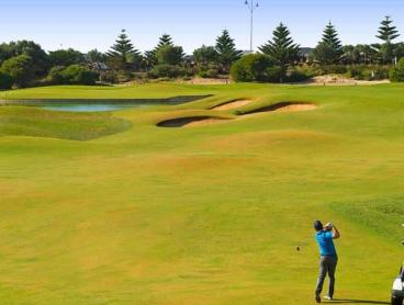 18 Holes of Golf at a Top 100 Course in Secret Harbour
