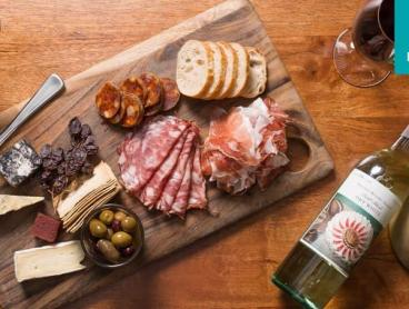 Wine Tasting, Gourmet Platter + Take-Home Bottle in the CBD