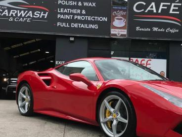 Premium Clean Car Wash Packages in Georges Hall