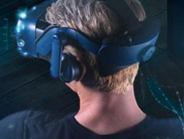 One-Hour Virtual Reality Gaming Experience in The Entrance